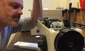 Nähmaschinen-Reparatur am Servicetag des Patchworkshop Zürich Stadelhofen