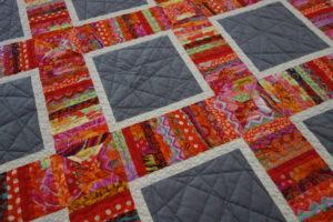 Deckenprojekt - Patchworkdecke oder Krabbeldecke