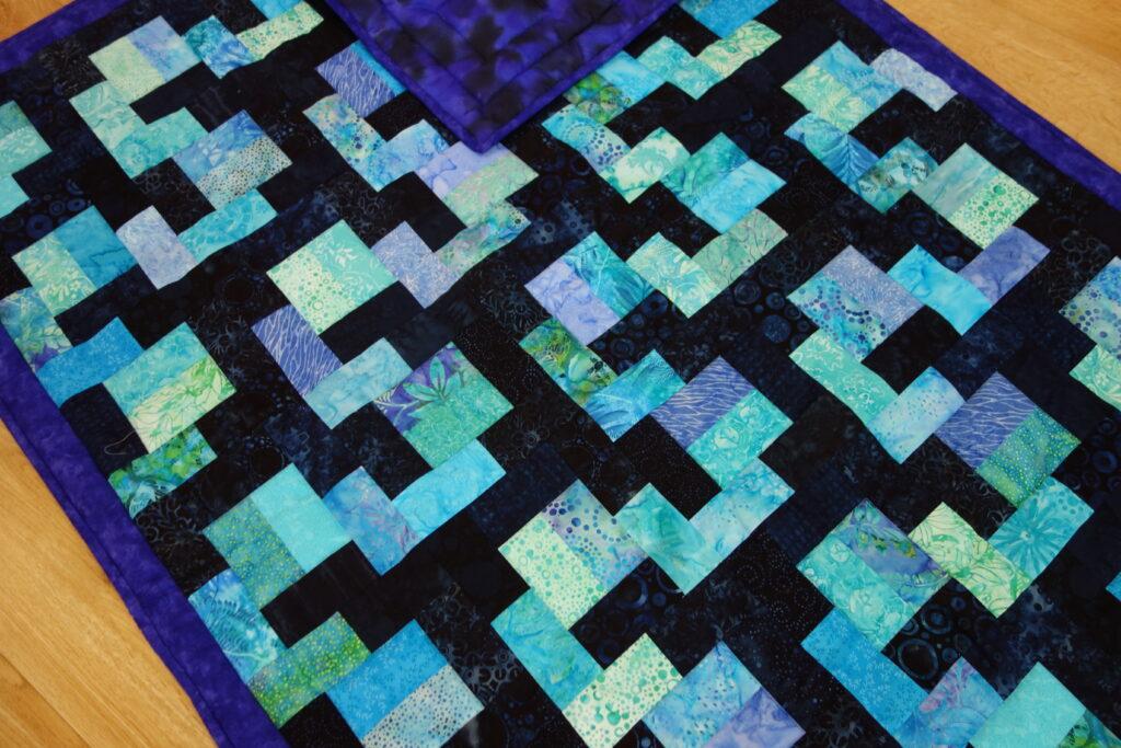 Decke Labyrinth